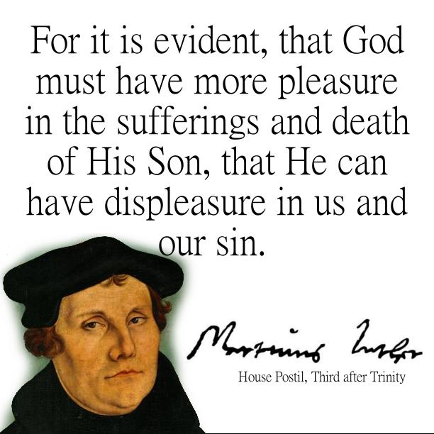Sermon Feed My Sheep: Martin Luther's Sermon On Luke
